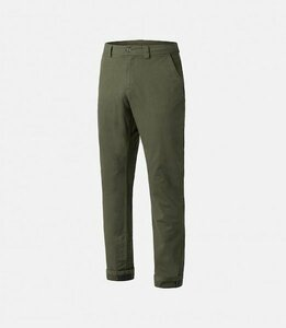 PEdALED CYCLING CHINOS MILITARY GREEN  32