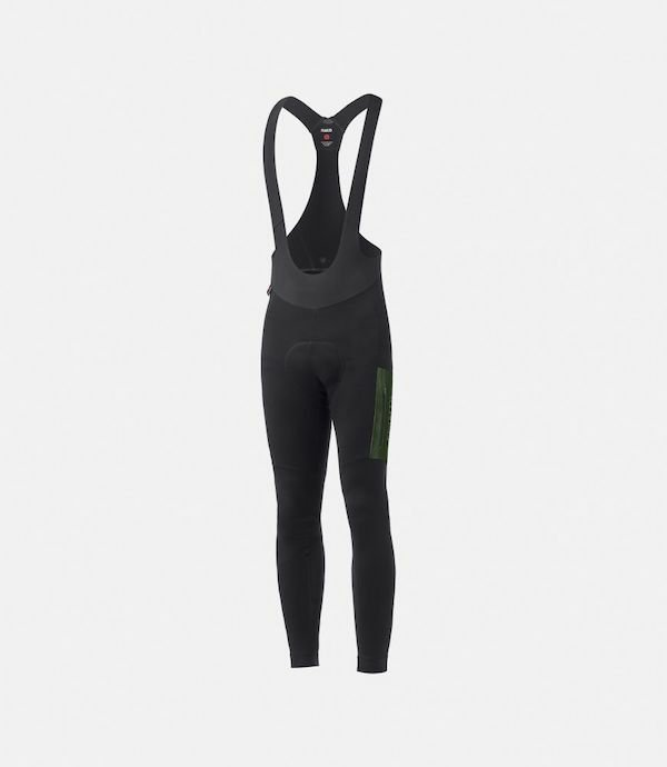 PEdALED ODYSSEY WINTER TIGHT BLACK  XL