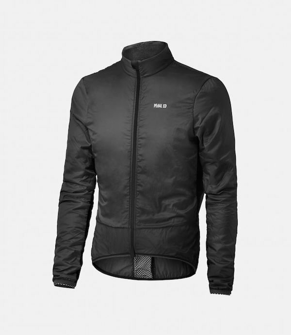 PEdALED TOKAIDO ALPHA JACKET BLACK   XL