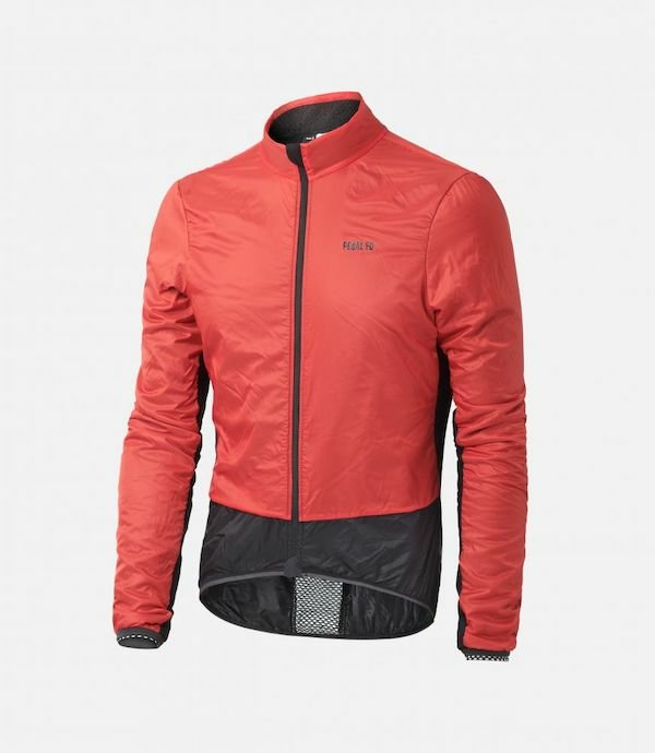 PEdALED TOKAIDO ALPHA JACKET CORAL RED   M