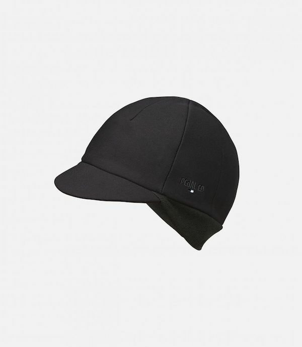 PEdALED WINTER CYCLING HAT BLACK  TU
