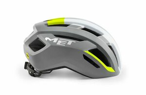 MET Vinci MIPS GREY Safety yellow, Glossy, Gr. M