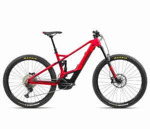 Orbea WILD FS H25 S/M Bright Red - Black (Matte)