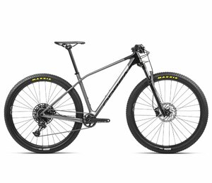 Orbea ALMA M50-EAGLE M Anthracite Glitter- Black (Gloss)
