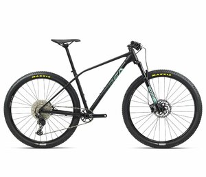Orbea ALMA H50 M Black (Matte)- Ice Green (Gloss)