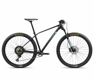 Orbea ALMA H30 M Black (Matte)- Ice Green (Gloss)