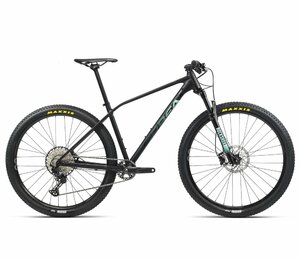 Orbea ALMA H20 S Black (Matte)- Ice Green (Gloss)