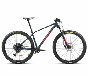 Orbea ALMA H10-EAGLE S Blue Bondi (Matte)- Bright Red (Gloss)