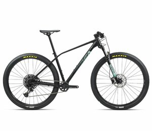 Orbea ALMA H10-EAGLE S Black (Matte)- Ice Green (Gloss)