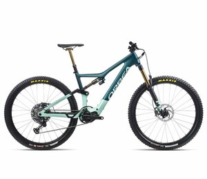 Orbea RISE M-TEAM L Ice Green - Ocean