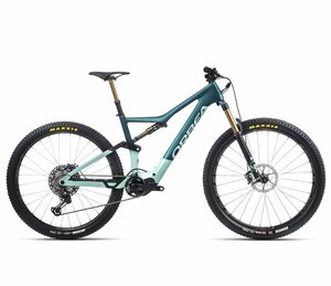 Orbea RISE M-LTD S Ice Green - Ocean