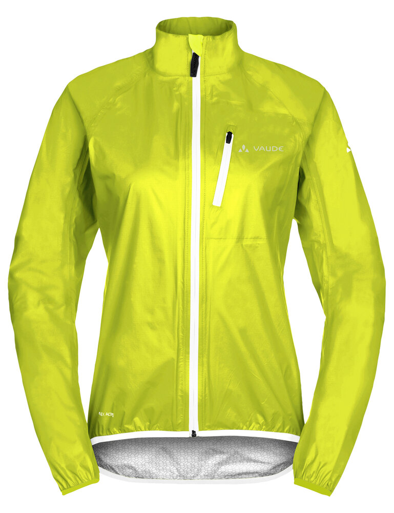 VAUDE Women's Drop Jacket III bright green Größ 36