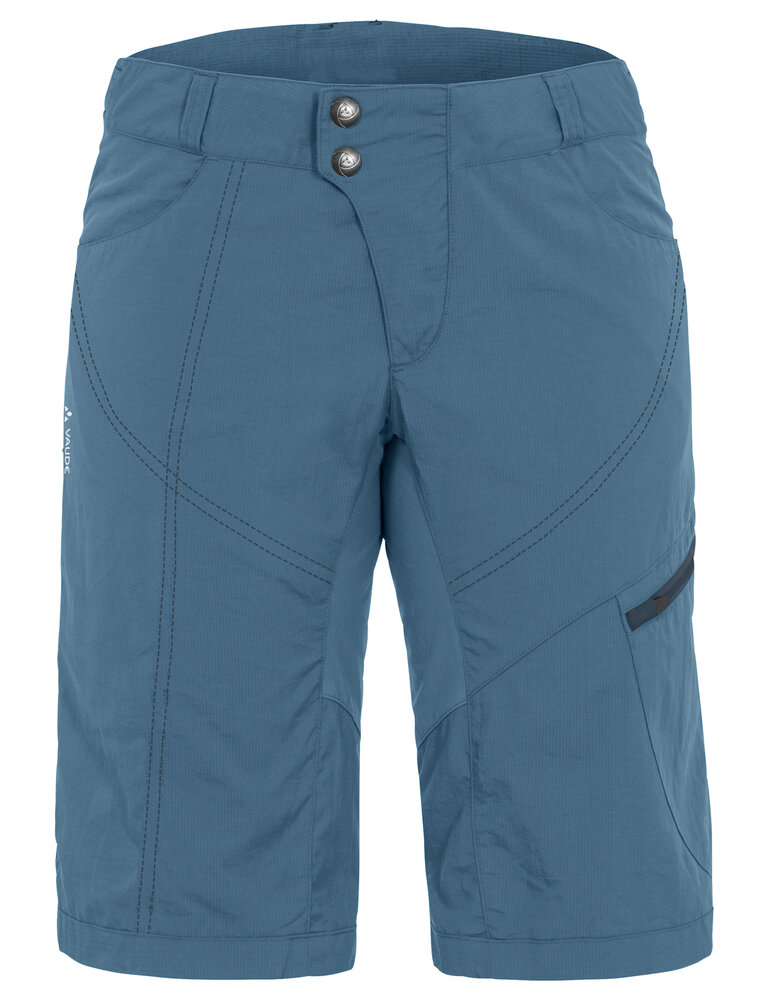 VAUDE Women's Tamaro Shorts blue gray Größ 44