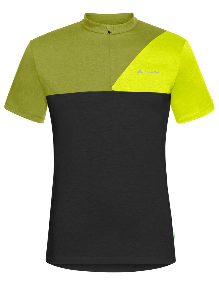VAUDE Men's Tremalzo T-Shirt IV black/green Größ M