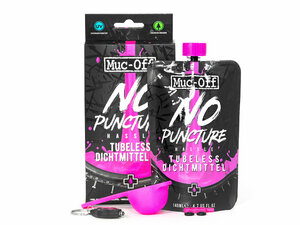 Muc Off No Puncture Hassle Kit 140ml (DE)  nos pink