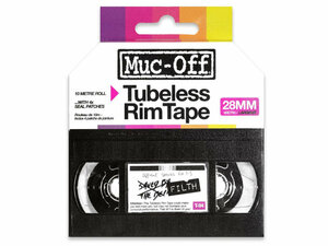Muc Off Rim Tape 10m Roll  17 pink