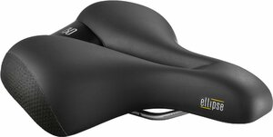 Selle Royal Sattel Ellipse Relaxed New 250x223mm Damen/Herren